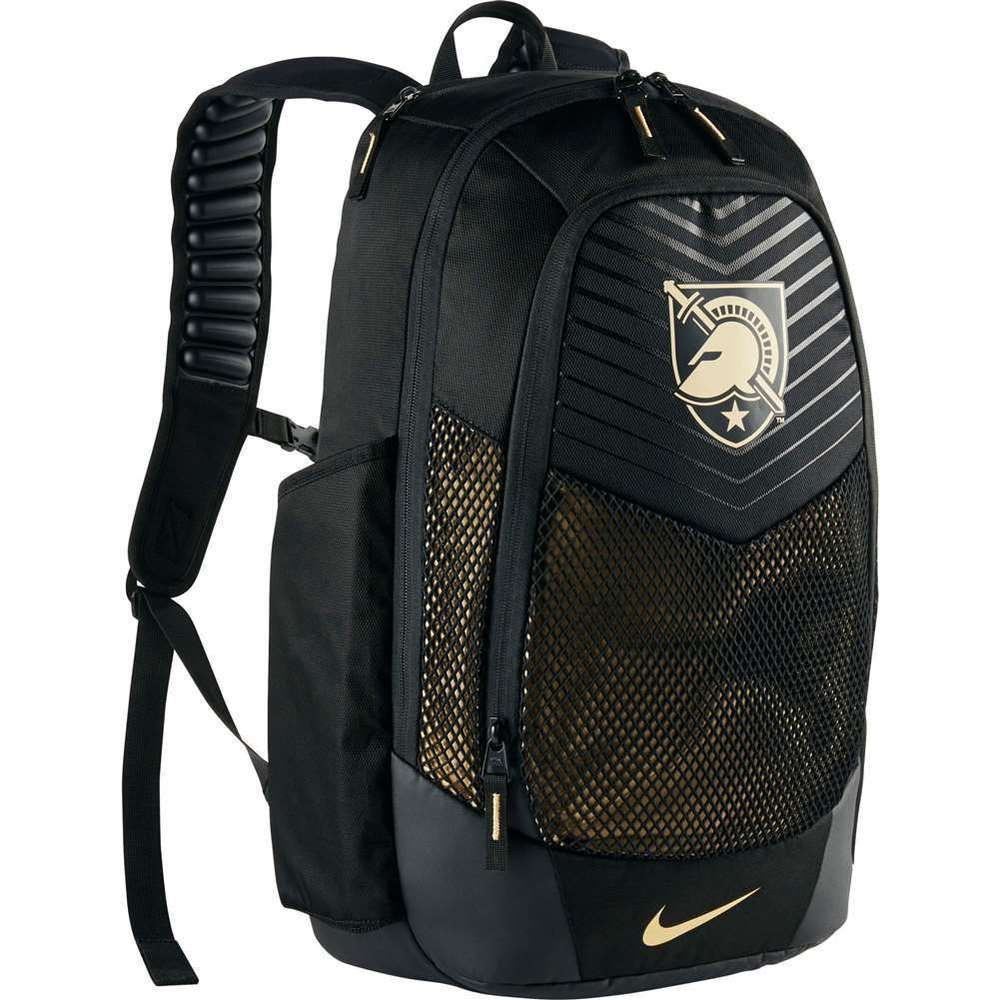 4389e00e1d43 Army College West Point Nike Air Max Bookbag Backpack New BA5285 010 RARE   Nike  Bookbag