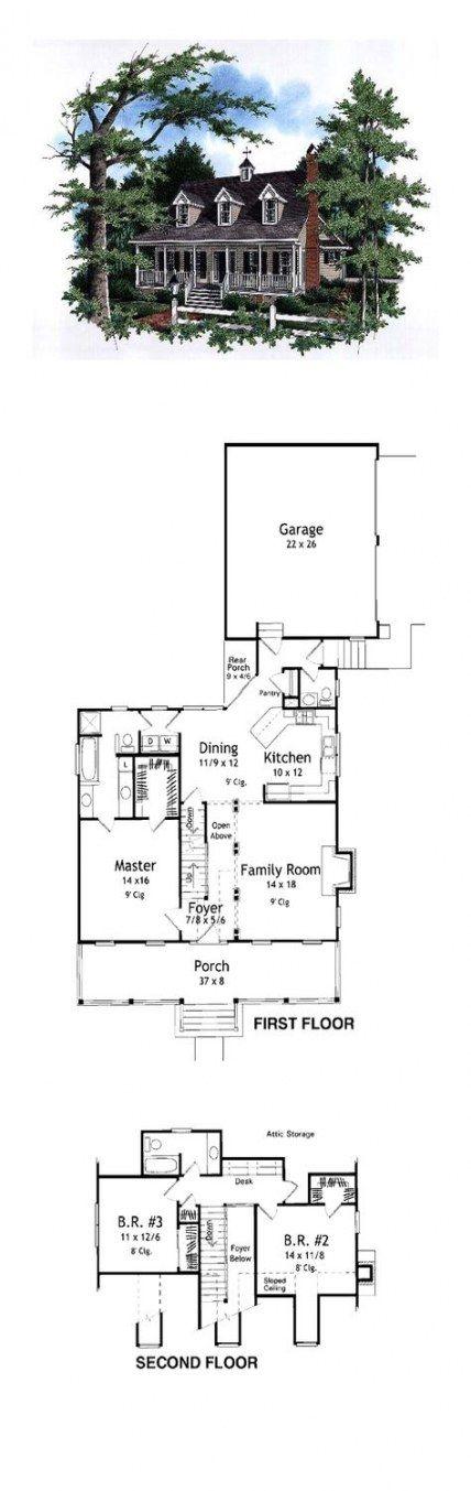 19 Ideas For House Exterior Country Cape Cod Cape Cod House Plans Country Style House Plans Dream House Exterior