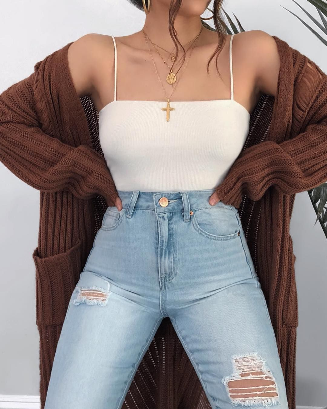 """Rubi Ortiz on Instagram """"Close up on @ymijeans jeans 🍂🍁🥐 These high waisted ones are my fav! Find them at ymijeans com & use my code """"RUBI30"""" for $ off ymijeans…"""" is part of Cute outfits - 23 9k Likes, 763 Comments  Rubi Ortiz (@rubilove) on Instagram """"Close up on @ymijeans jeans 🍂🍁🥐 These high waisted ones are my fav! Find them at ymijeans com & use…"""""""