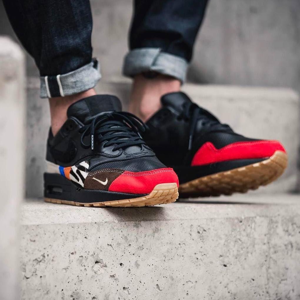Nike Air Max 1 MASTER via @solebox #nike #airmax #master #hypefeet #sneakers #kicks #sneakerhead #kickstagram #sneakershouts #swag #style #cool #photo #new #trainers #sneakertruth #todayskicks #sneakerholics #fashion #shoegasm #sneakerfriend #solenation #sneakergram #queenkicks