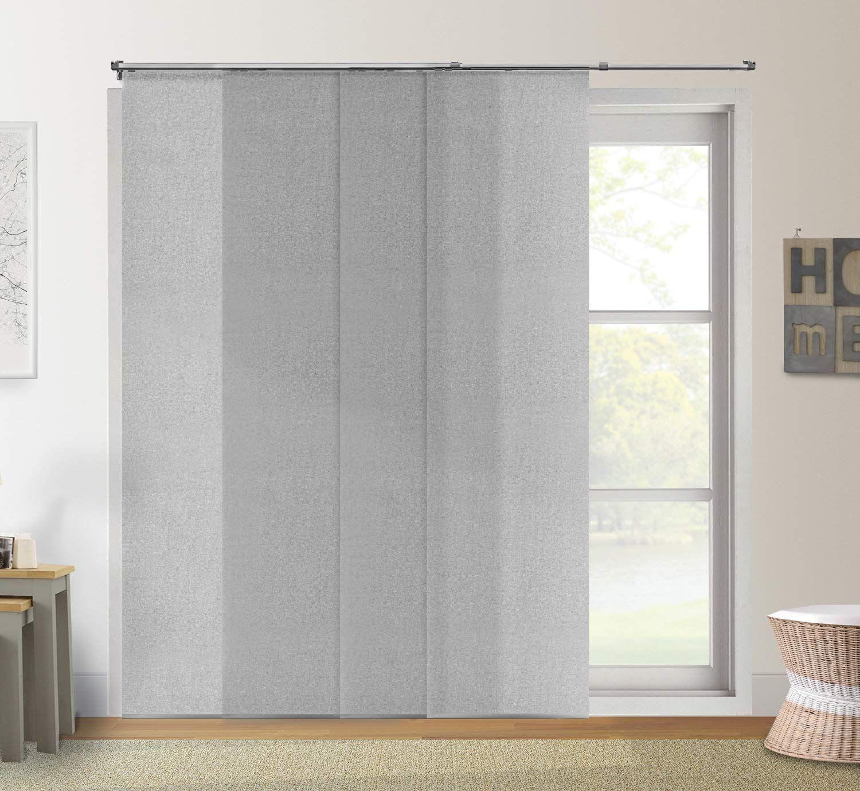 Chicology Adjustable Sliding Panels Sliding Panel Curtains