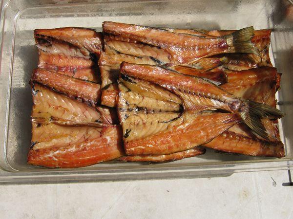 Smoked mullet smokehouse pinterest mullets smoking for Mullet fish recipe