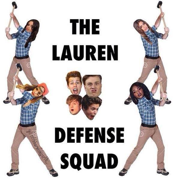 #LaurenIsOurPrincess