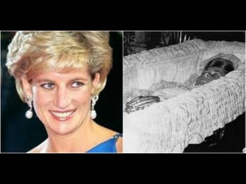 10 Shocking Post Mortem Pictures Of Famous People | 10 Shocking Post ...