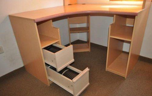 Mueble Para Pc Esquinero Muebles Study Space Space Y