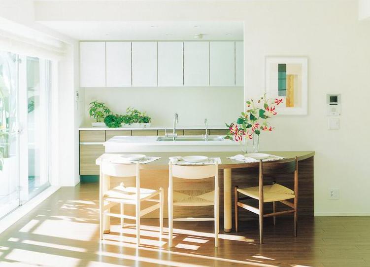 Muji Style Kitchen