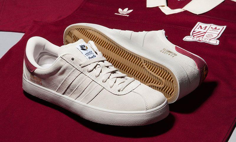"Magenta Skateboards x adidas 2015 Spring/Summer ""A-League"" Capsule Collection  #adidas #MagentaSkateboards"