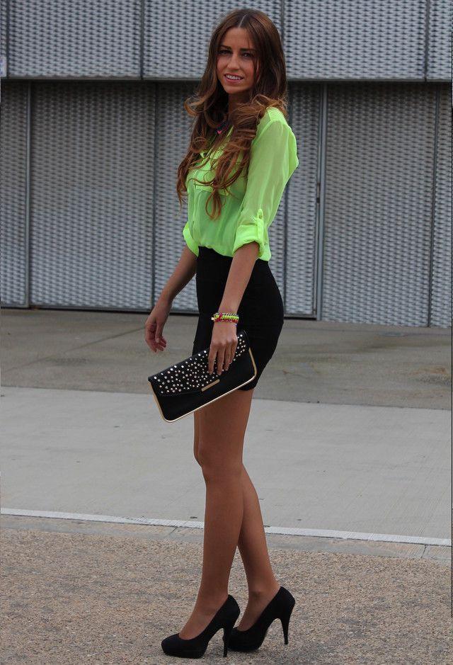 Outfits Perfectos Para Ir Al Antro Actitudfem Outfits I