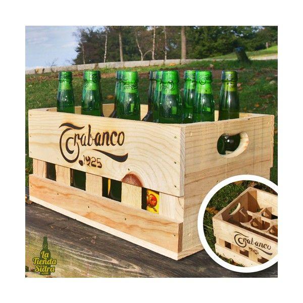 Caja madera artesanal Trabanco