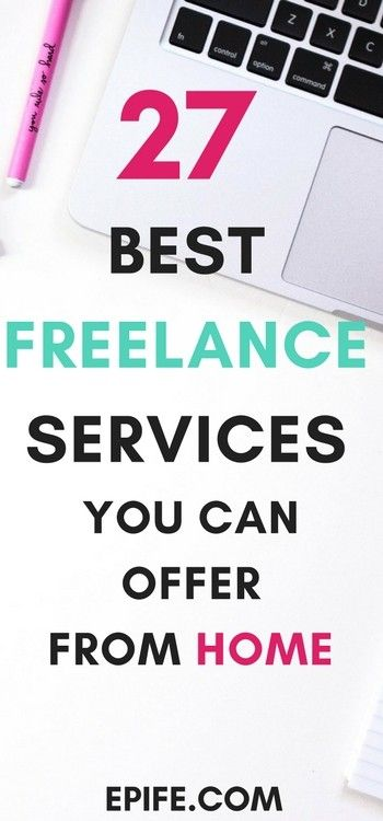 Best Freelance Services From Home 2 Freelancing Jobs Digital Business Extra Money