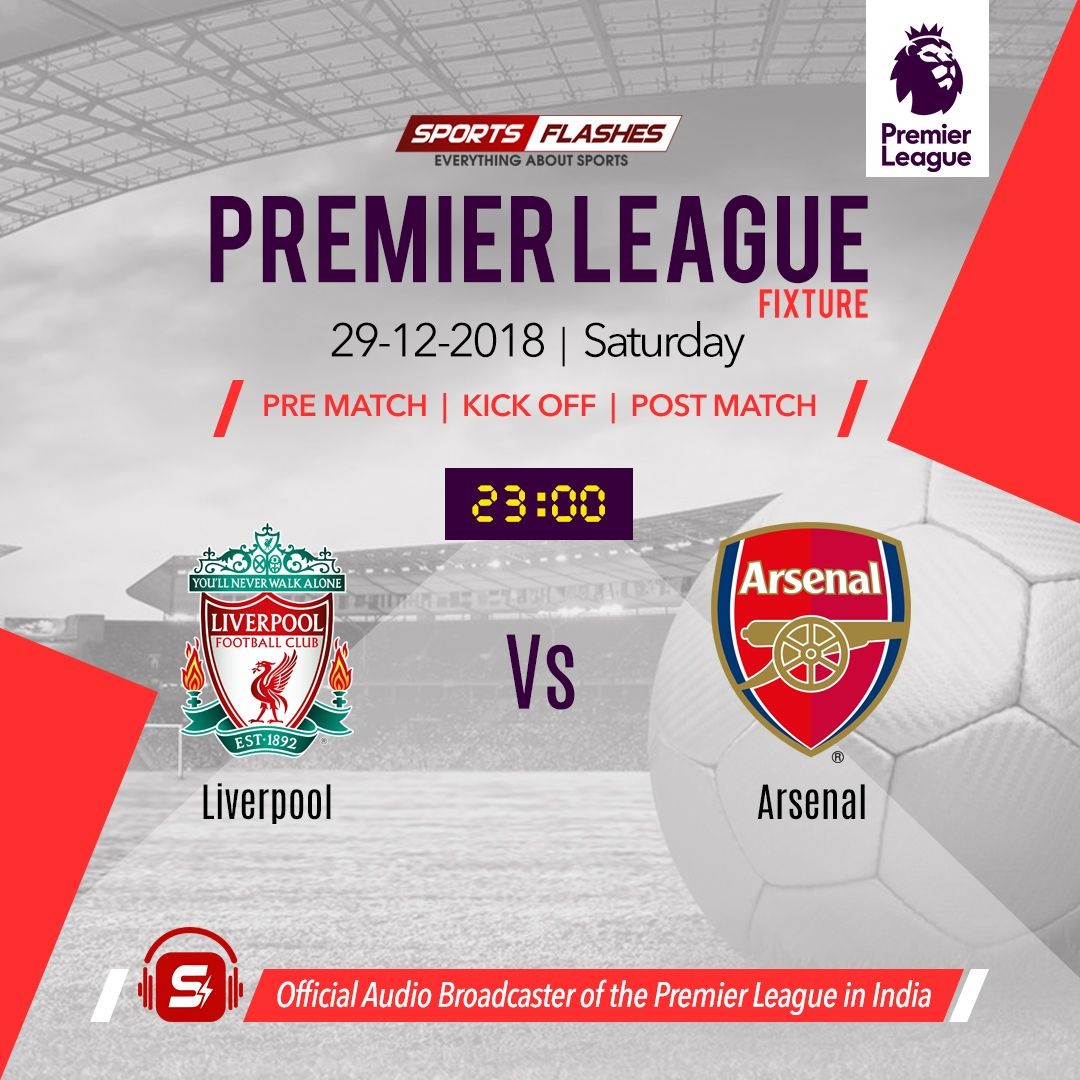 Official Audio Broadcaster partner of English Premier League
