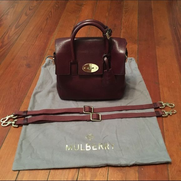 a4e6d2fad84 Mini Cara Delevingne Bag in Oxblood I am selling this gorgeous Mulberry Mini  Cara Delevingne Bag