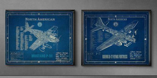 Artwall decor ww2 aircraft blueprints by 13westdesign etsy artwall decor ww2 aircraft blueprints by 13westdesign etsy vintage aircraft malvernweather Gallery