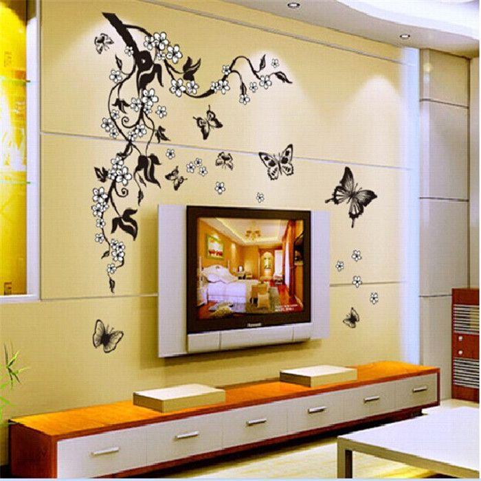 Pegatinas decoracion pared elegant vinilos decoracion ikea vinilos decorativos baratos desc Mariposas decorativas ikea