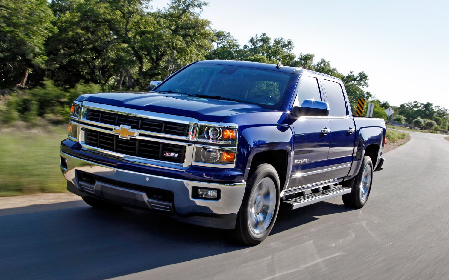 All Chevy 2014 chevy : 2014 Chevrolet Silverado First Drive - Motor Trend | Crossovers ...