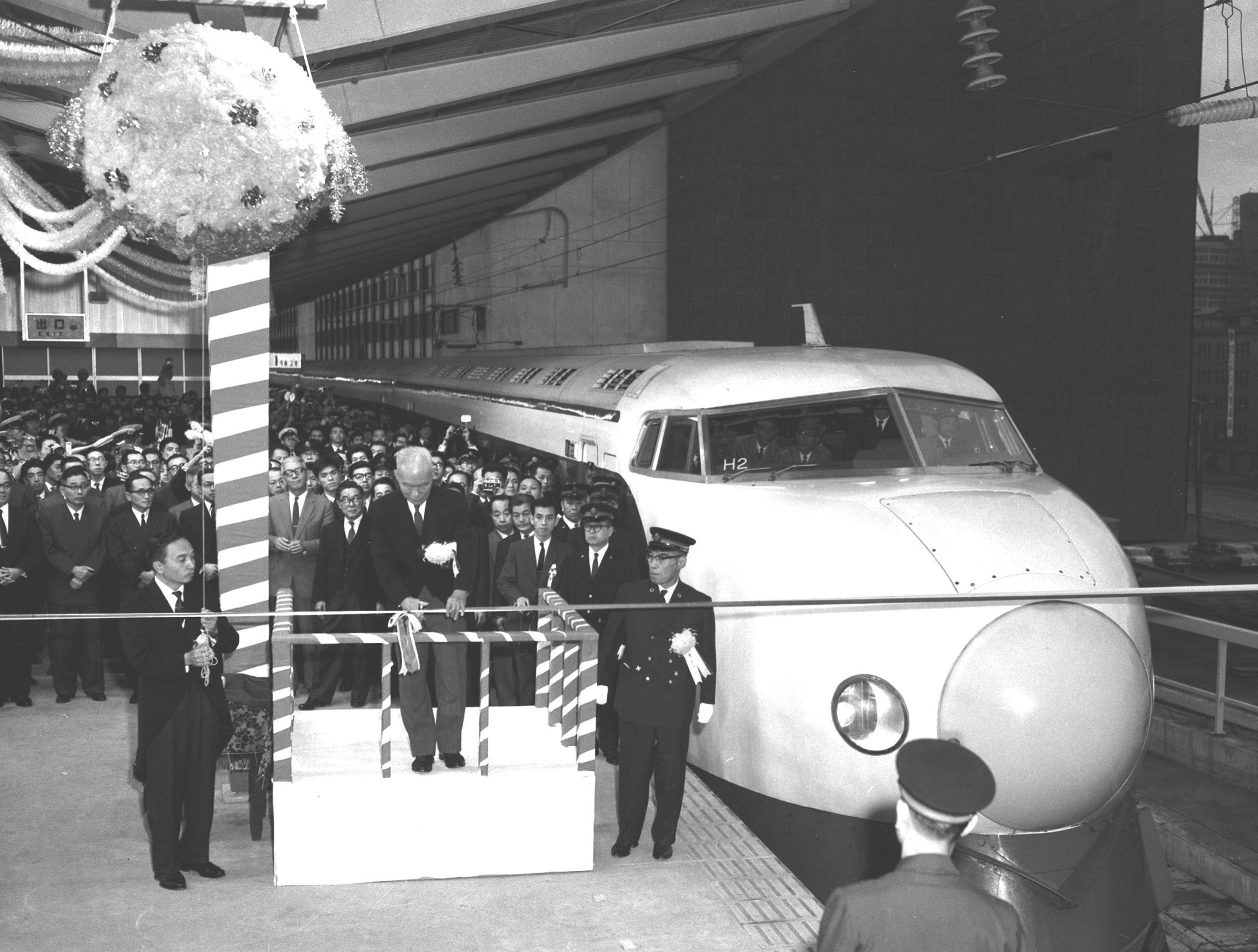 Tokaido Shinkansen Line gears up for 50th anniversary in