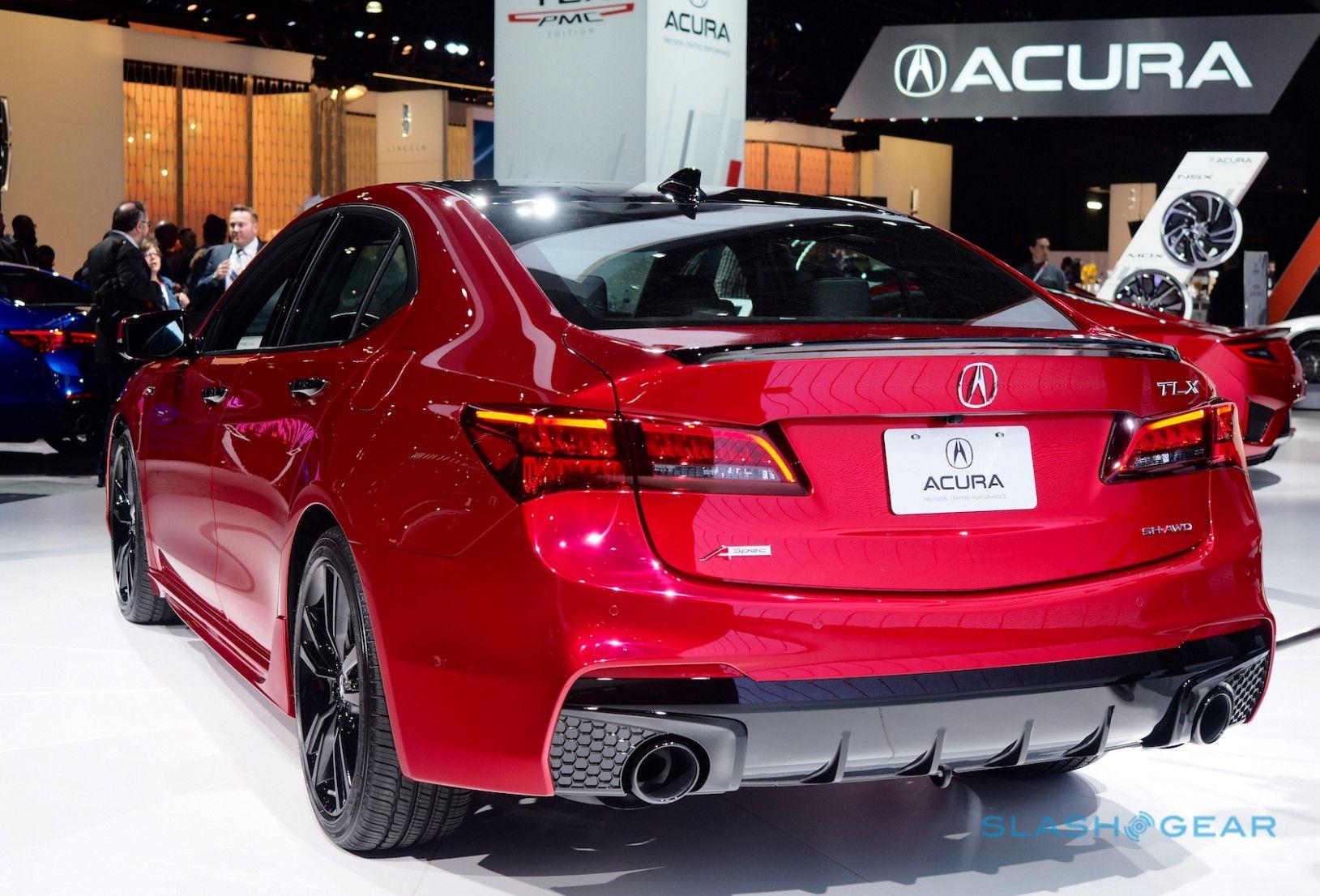 Acura Sedan Models 2020 Spesification Acura Tlx