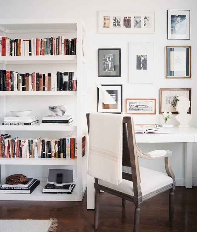 Victoria de la Camara's Brooklyn Studio office space • #OneRoomChallenge inspiration