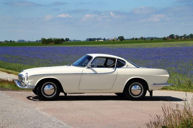 1961 Volvo P180