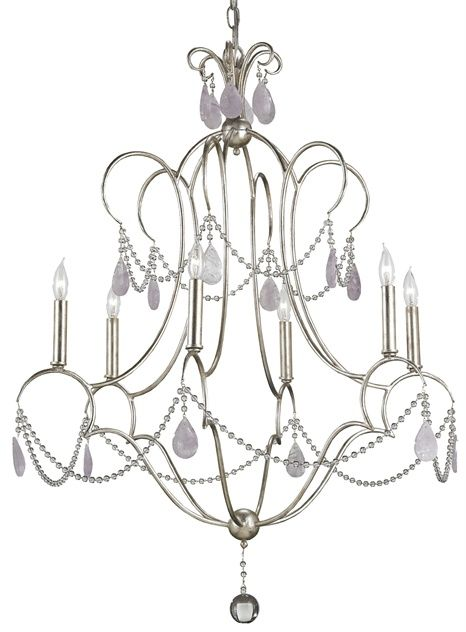 Delamere Chandelier Is Exquisite And Enchanting With Its Clear And