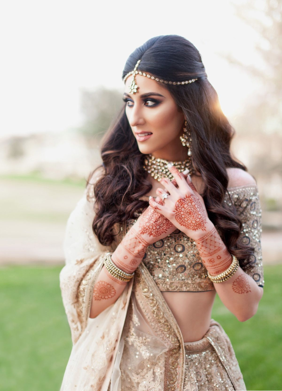 natasha and sandeep | bridal maang tikka in 2019 | indian