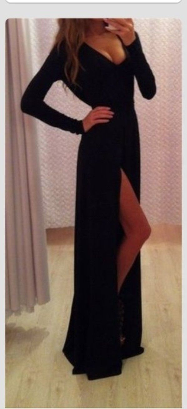 Sexy Black Dresses That Will Make You a Fashionista... | Tight ...