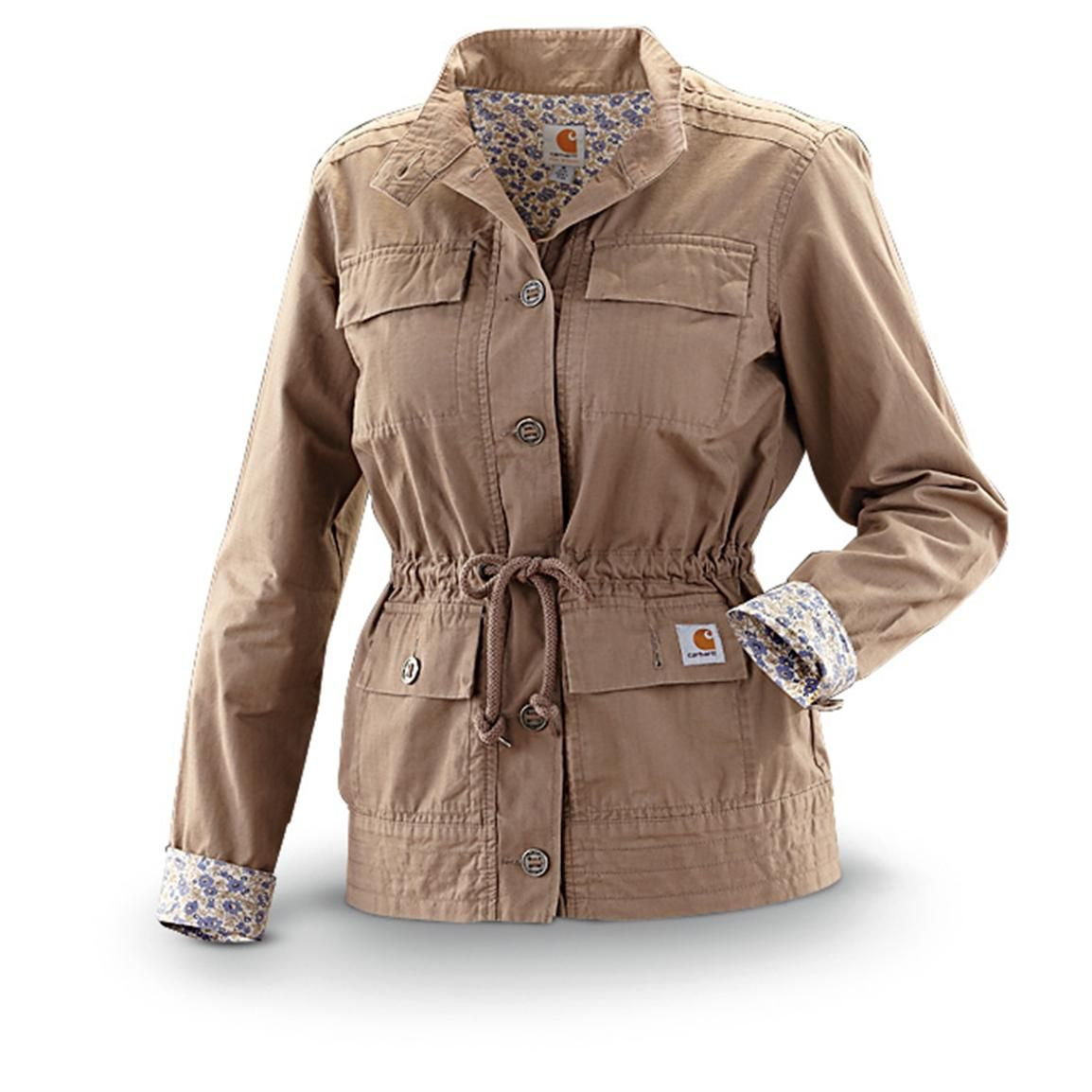 women s carhartt voyager jacket 303642 uninsulated on uninsulated camo overalls for men id=19455
