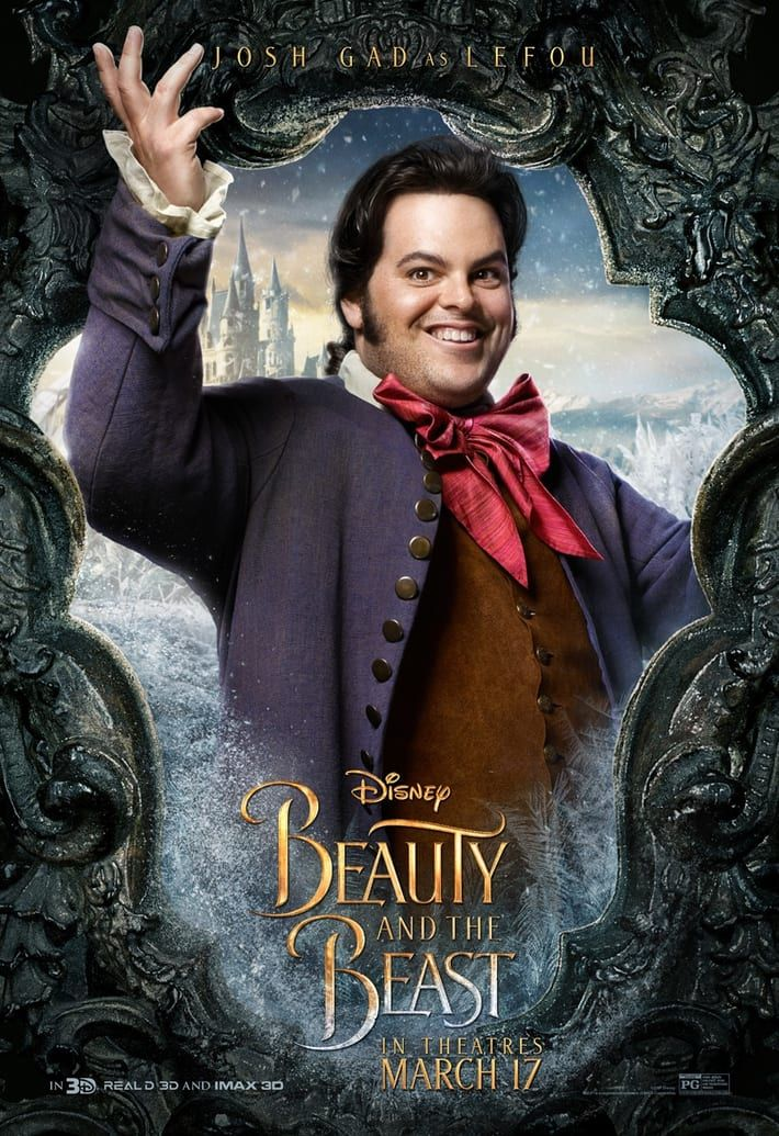 beauty and the beast character posters beauty and the beast character posters | beauty and the