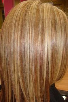 Dirty blonde hair with highlights images