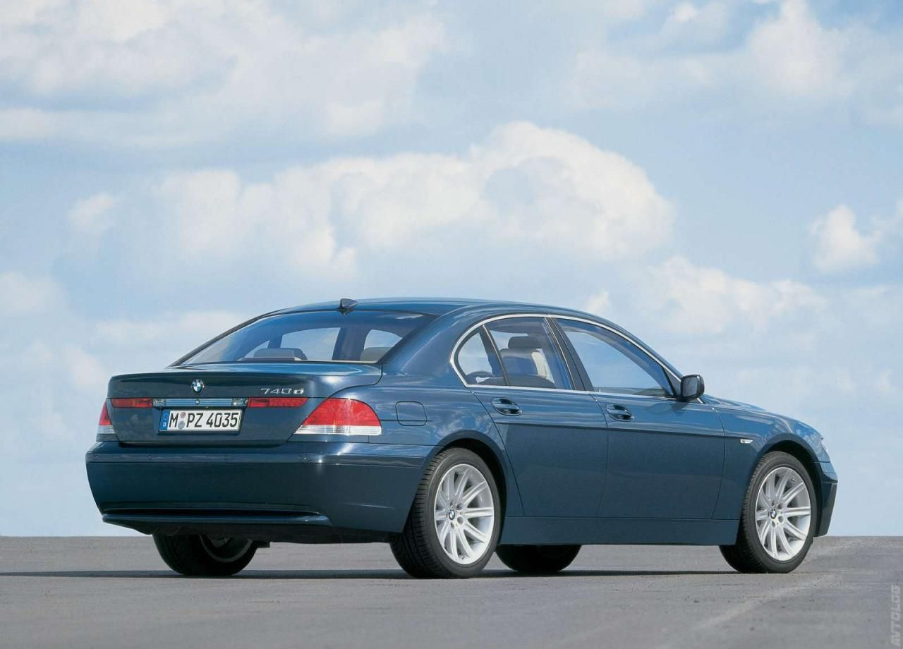 2002 BMW 740d | BMW | Pinterest | BMW and Cars