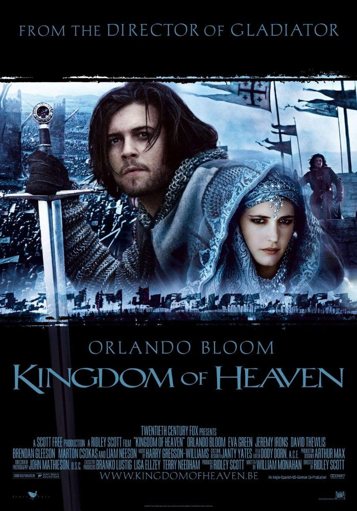 Kingdom Of Heaven 2005 Heaven Movie Kingdom Of Heaven Historical Film