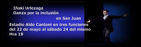 proxima actuacion en San Juan
