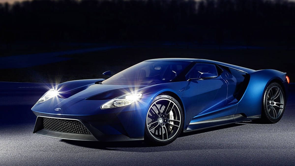 The Full Spec Sheet For The Ford Gt Is Finally Out And The Newest