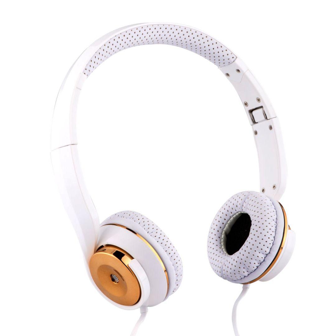 Bendable Headphones in Gold, 62% discount @ PatPat Mom Baby