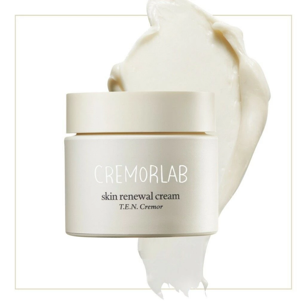 Cremorlab T E N Cremor Skin Renewal Cream 45g 1 58oz K Beauty Allu Best Beautip Diy Skin Cream Skin Cream Cream