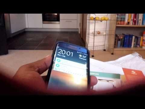 Mega Tiny Anti-Gravity Case Review for Galaxy S6 E - YouTube