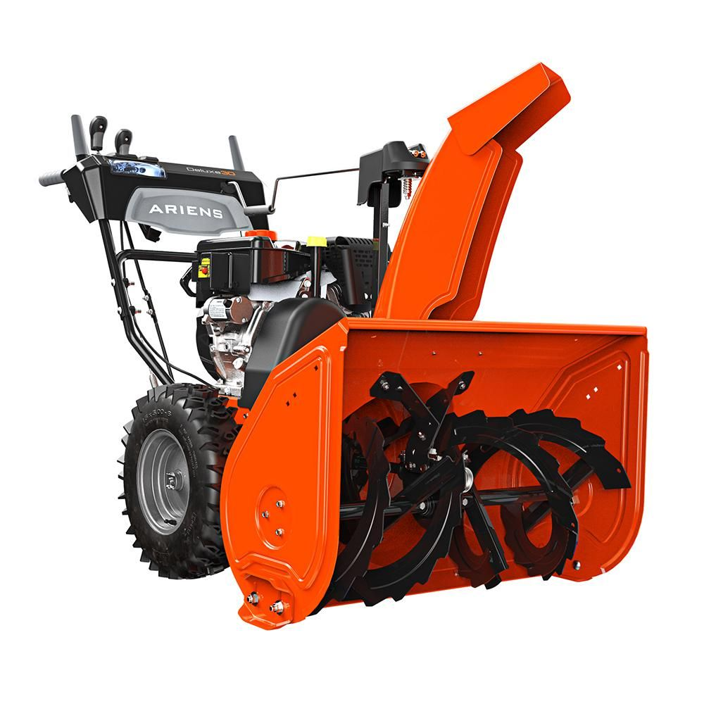 Ariens deluxe 30 in 2stage electric start gas snow