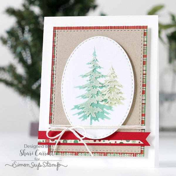 Simon Says Stamp Limited Edition Holiday Card Kit Reveal