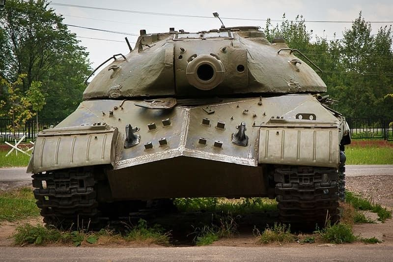 Is 3 Soviet Cold War Tank | Tanks military, War tank, Soviet tank