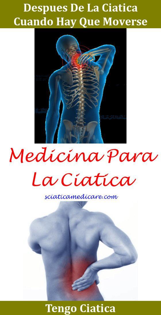 Recorrido Del Nervio Ciatico En El Cuerpo Humano