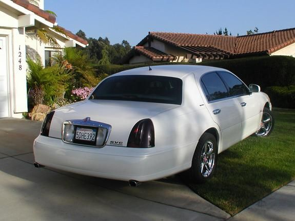 1998 Lincoln Town Car Cars Trucks And Motor Vehicles Pinterest