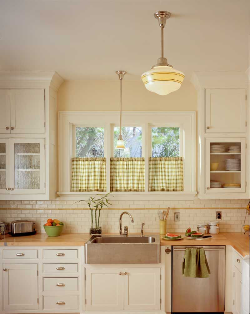 "arts & crafts tile kitchen | ... kitchens"" of the bungalow era ..."