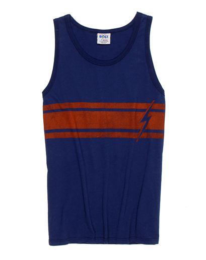 Best Men's Tank Tops - Summer Fashion for Men: Wear It Now: GQ.... Can't wait to wear just tank tops in the summer.