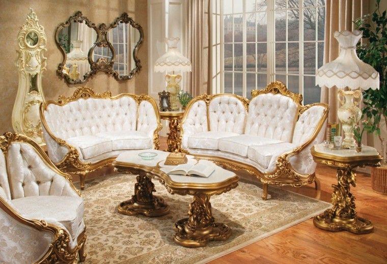 Época victoriana: muebles con fantasía romántica | Pinterest | Época ...