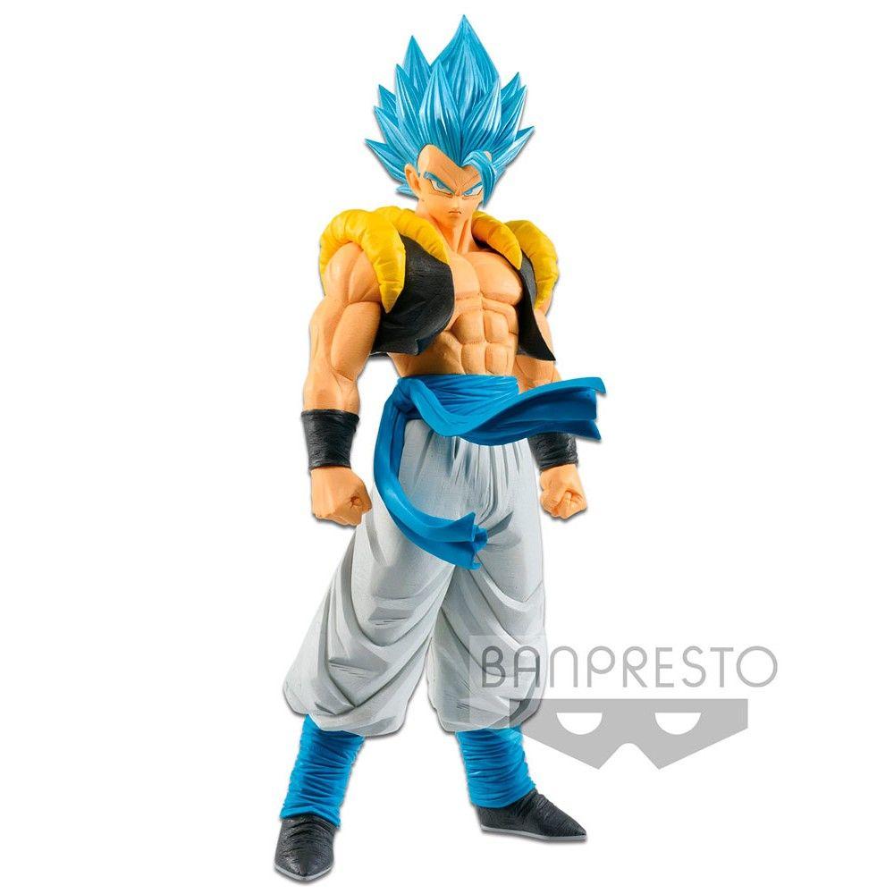 Anime Dragon Ball Z Gogeta PVC Action Figure DBZ Super Saiyan Goku+Vegeta 20cm