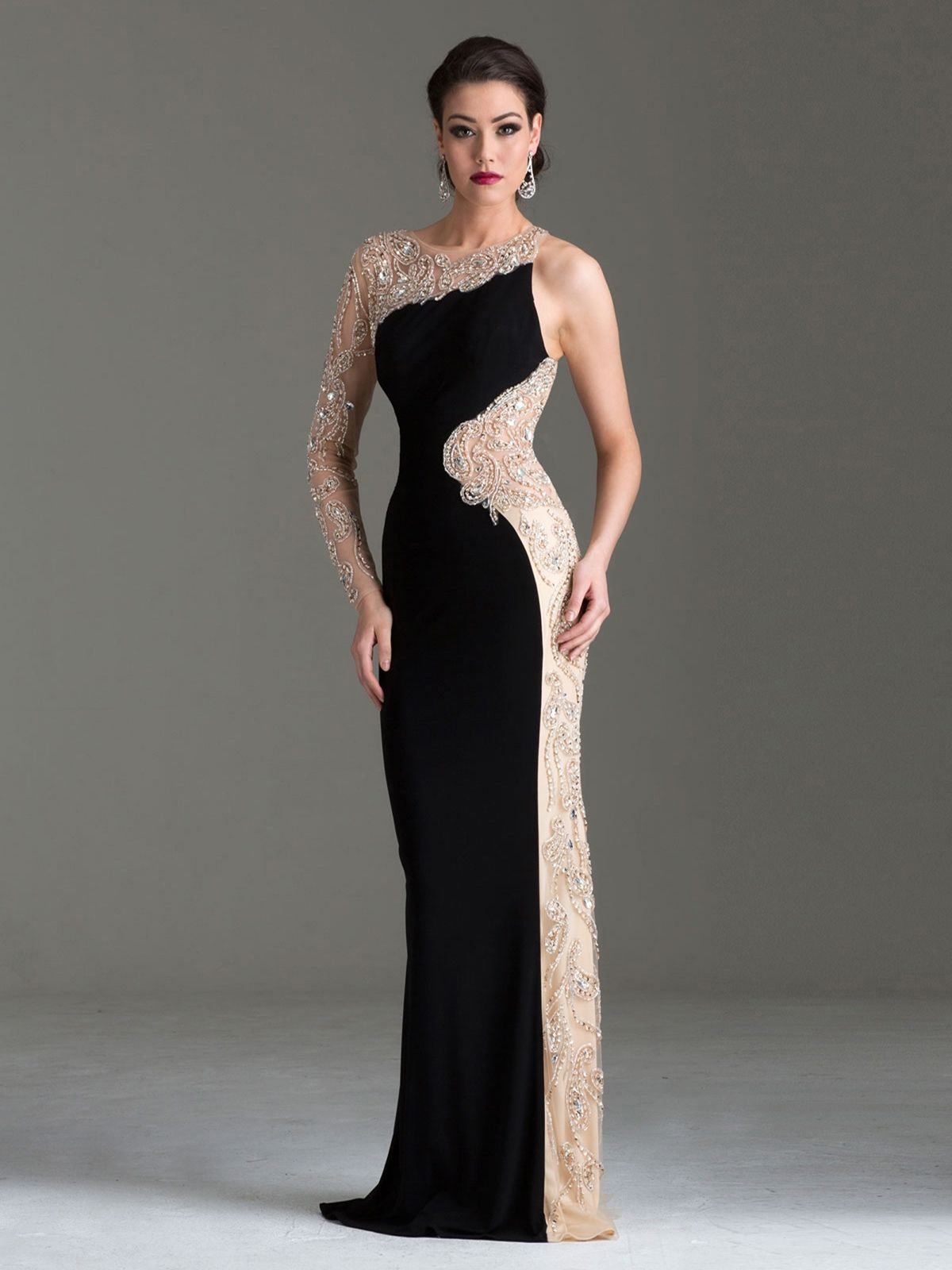 Clarisse Designs Mother of the Bride Dress Style M6146 | Надо купить ...