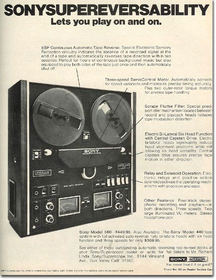 Phantom Productions Reel To Reel Tape Recorder 1908 Ad Collection Tape Recorder Records Ads