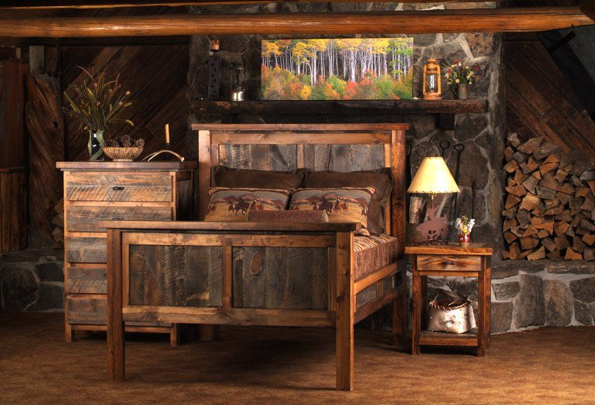 20++ Reclaimed wood bedroom furniture formasi cpns