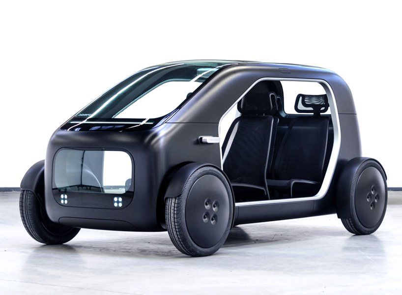 simplicity is at the heart of biomegas first electric urban car | Netfloor USA