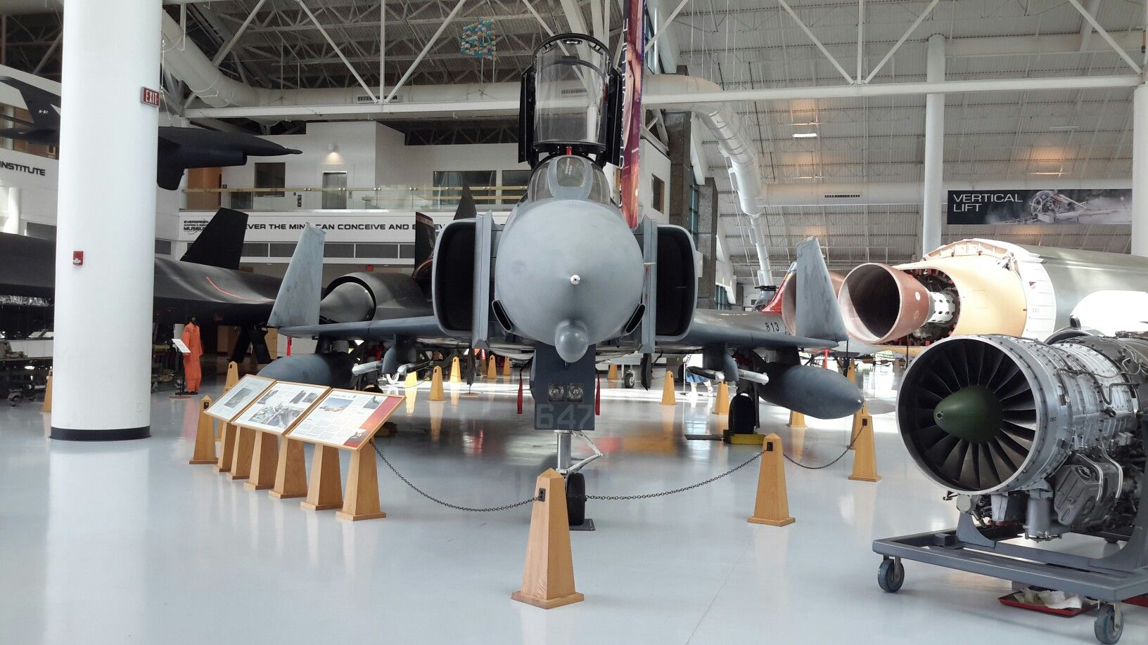 F-4 Phantom II at the McMinnville Air Museum Oregon